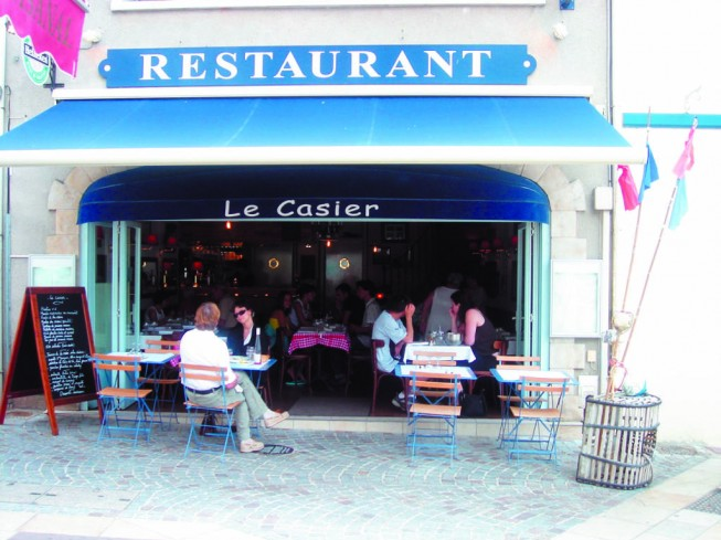 RESTAURANT LE CASIER