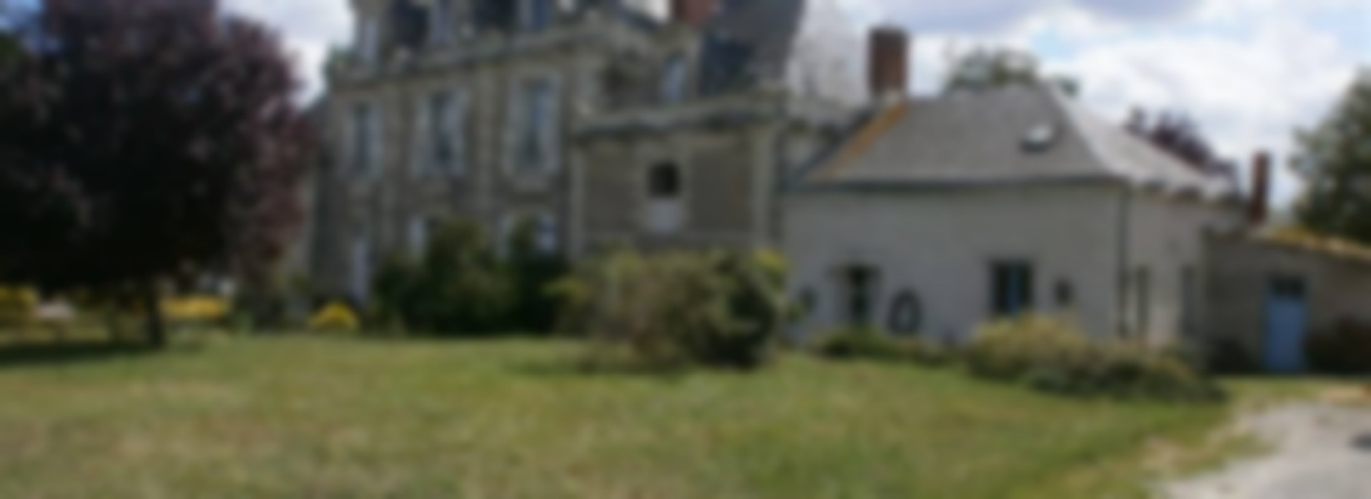 Chambres d 39 hotes loge broc g stezimmer frankreich pays for Chambre d hote xanton chassenon