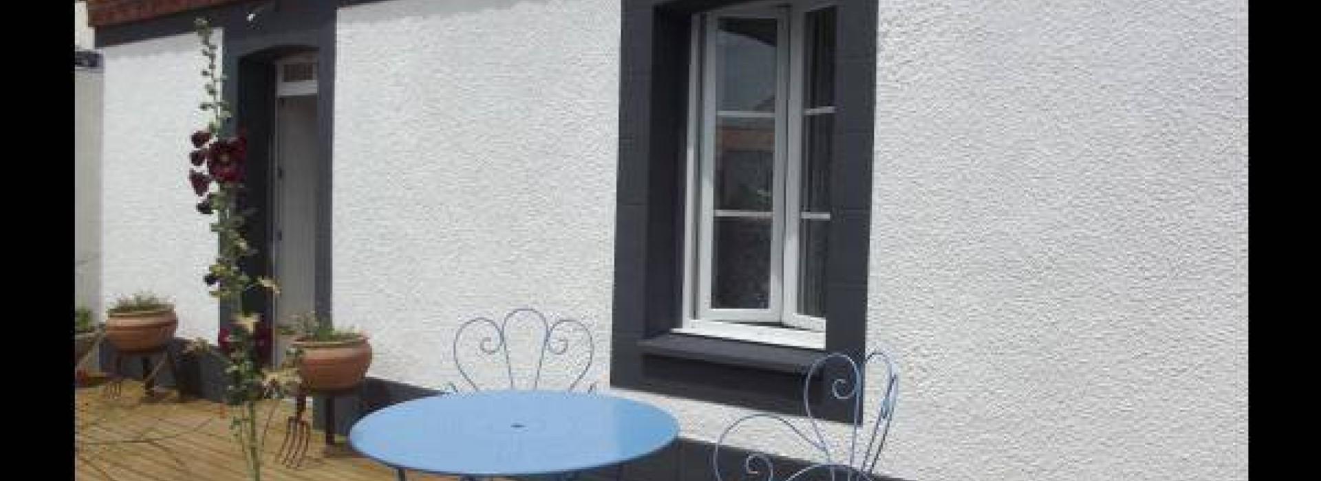 Chambres d 39 hotes le clos fleuri chambre lilas ile de - Chambres d hotes noirmoutier en l ile ...