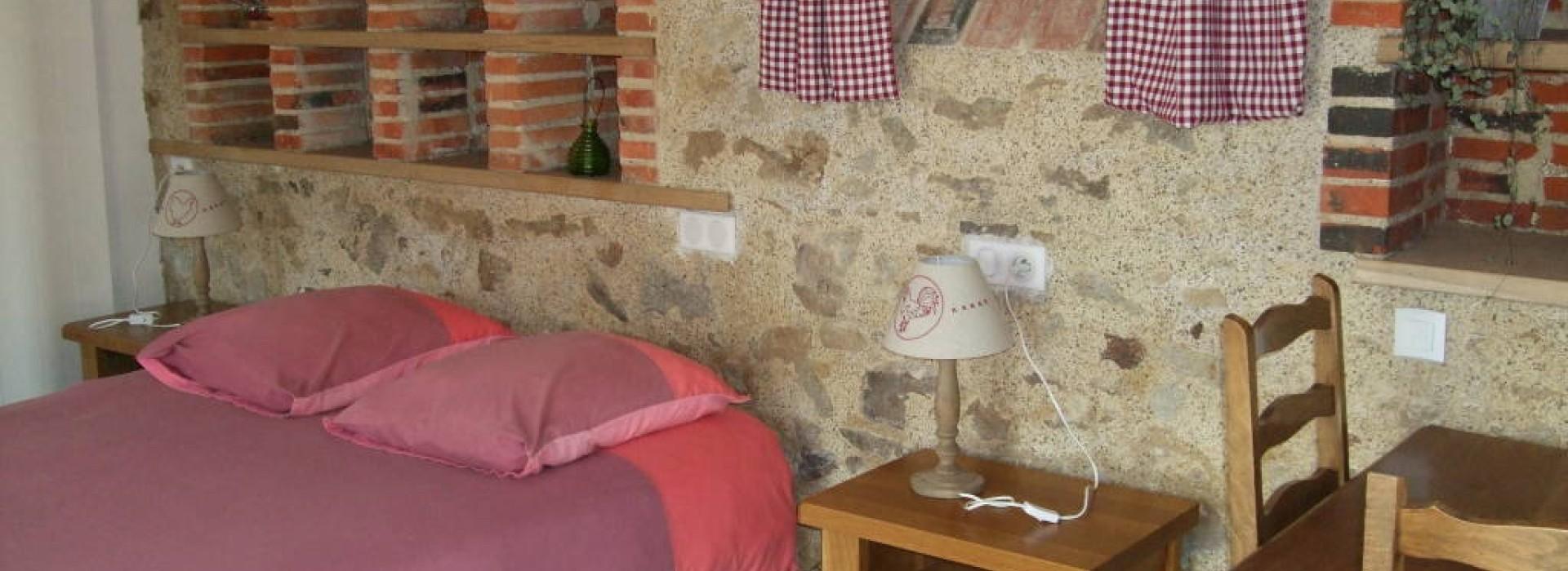 chambre d 39 hotes baron bernard g stezimmer frankreich pays de la loire. Black Bedroom Furniture Sets. Home Design Ideas