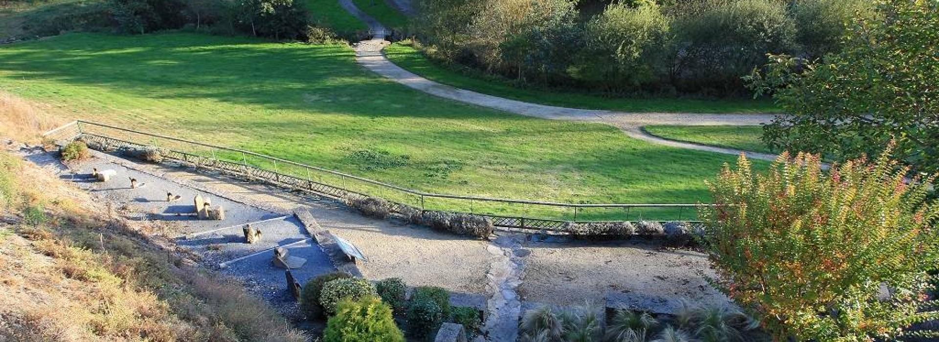 Aire de pique nique de la vallee de l 39 illette loisirs pour jeunes en pays de la loire - Lieux de pique nique en ile de france ...