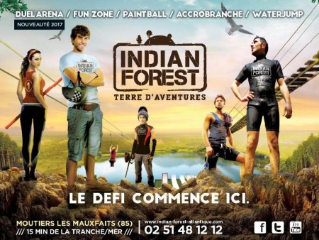 INDIAN FOREST ATLANTIQUE VENDEE