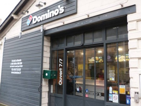 RESTAURANT RAPIDE DOMINO'S PIZZA