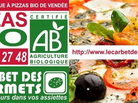 le carbet des gourmets kiosque a pizza bio restaurants frankreich pays de la loire. Black Bedroom Furniture Sets. Home Design Ideas