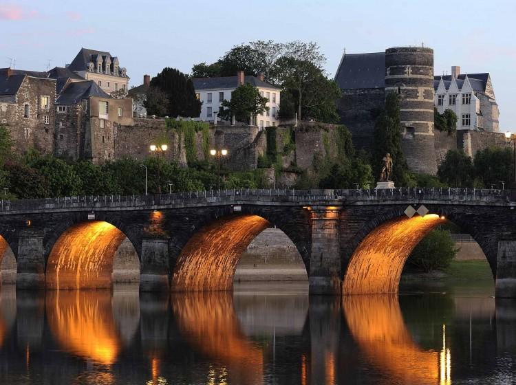 Angers Frankreich